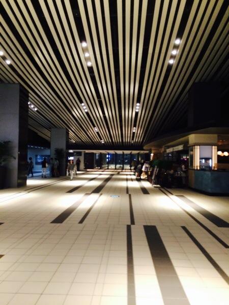 airbnbミートアップ会場の渋谷ヒカリエ